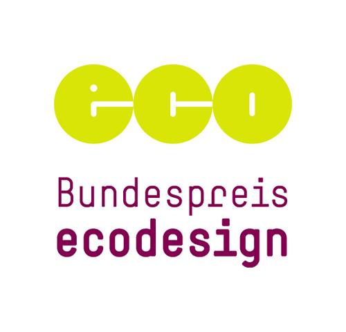 Nominiert für den Bundespreis Ecodesign